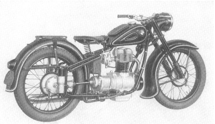 Bmw r 25 baujahr 1950 1953